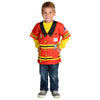My 1St Career Gear Firefighter Top, One Size Fits Most Ages 3-6 - Item 4SS-AEATFF