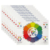 Crystal Student Color Wheel, Desk Reference Edition, Pack Of 10 - Item 4SS-AEPCP7227D