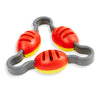 Body Bells - Ring With 3 Bells - Item 4SS-AEPG2198