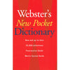 Webster'S New Pocket Dictionary - Item 4SS-AH-9780618947263