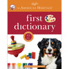 American Heritage First Dictionary - Item 4SS-AH-9781328753366