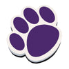 Magnetic Whiteboard Eraser, Purple Paw - Item 4SS-ASH10005
