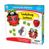 Ladybug Letters Puzzle Game - Item 4SS-CD-140086