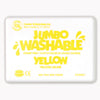 Jumbo Washable Unscented Stamp Pad, Yellow - Item 4SS-CE-5501