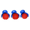 Ready2Learn Palm Dough Rollers, Set Of 3 - Item 4SS-CE-6671