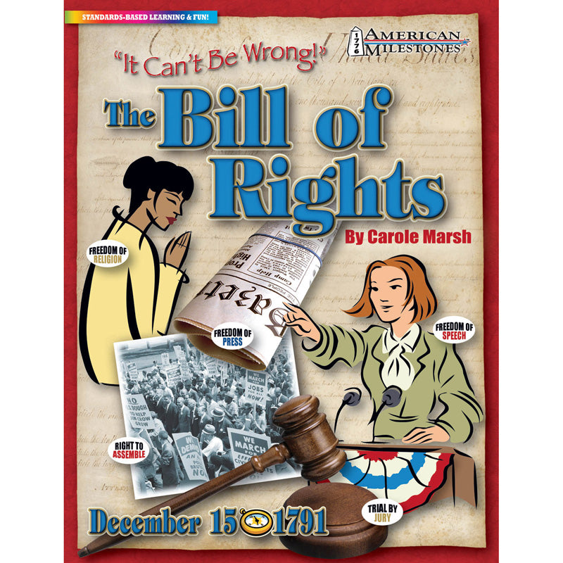 """It Can'T Be Wrong!"": The Bill Of Rights - Item 4SS-GAL0635026902"