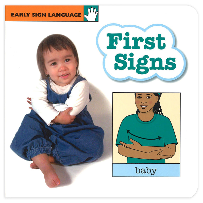 Early Sign Language, First Signs - Item 4SS-GP-111