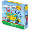 Pete The Cat Phonics Box, Set Of 12 Books - Item 4SS-HC-9780062404527