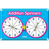 (10 Ea) Addition Spinners - Item 4SS-KA-MSABN