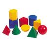 Large Geometric Plastic Shapes, 10/Pkg - Item 4SS-LER0922
