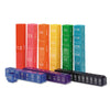 Fraction Tower Equivalency Cube Set, Set Of 51 - Item 4SS-LER2509