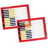 2-Color Desktop Abacus, Set Of 2 - Item 4SS-LER4335BN