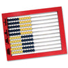 2 Color Desktop Abacus - Item 4SS-LER4335
