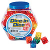Dice In Dice Bucket, 72/Pkg - Item 4SS-LER7697