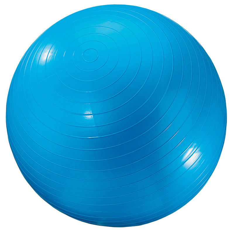 "Exercise Ball, 24"", Blue - Item 4SS-MASGYM24"