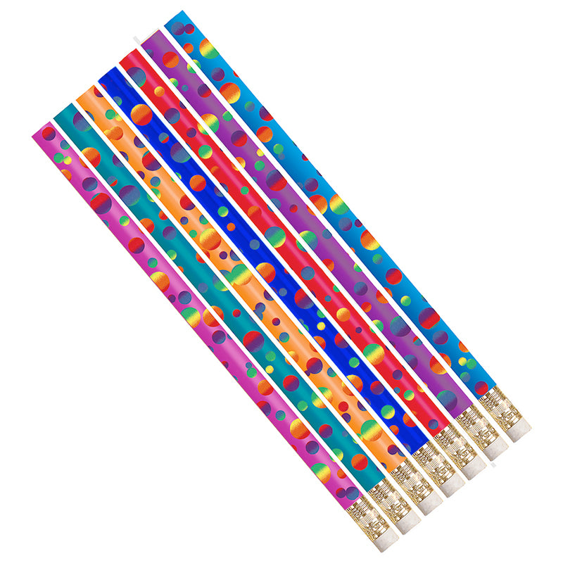 (12 Dz) Color Confetti Pencils 12 Per Pk - Item 4SS-MUS2315DBN