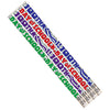 (12 Dz) 100Th Day Of School Pencils 12 Per Pk - Item 4SS-MUS2347DBN