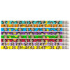 (12 Dz) Dancin Monkey Motivational Fun Pencils 12 Per Pk - Item 4SS-MUS2445DBN