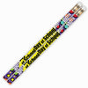 (12 Dz) 100Th Day Of School Pencils 12 Per Pk - Item 4SS-MUS2489DBN