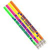 (12 Dz) Do Your Best On The Test Pencils 12 Per Pk - Item 4SS-MUS2495DBN