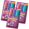 "Jumbo Markers, Assorted 3 Colors, 5/8"" Nib, 3 Per Pack, 3 Packs - Item 4SS-PAC1660BN"