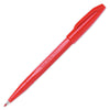 Pentel Sign Pens, Red - Item 4SS-PENS520B