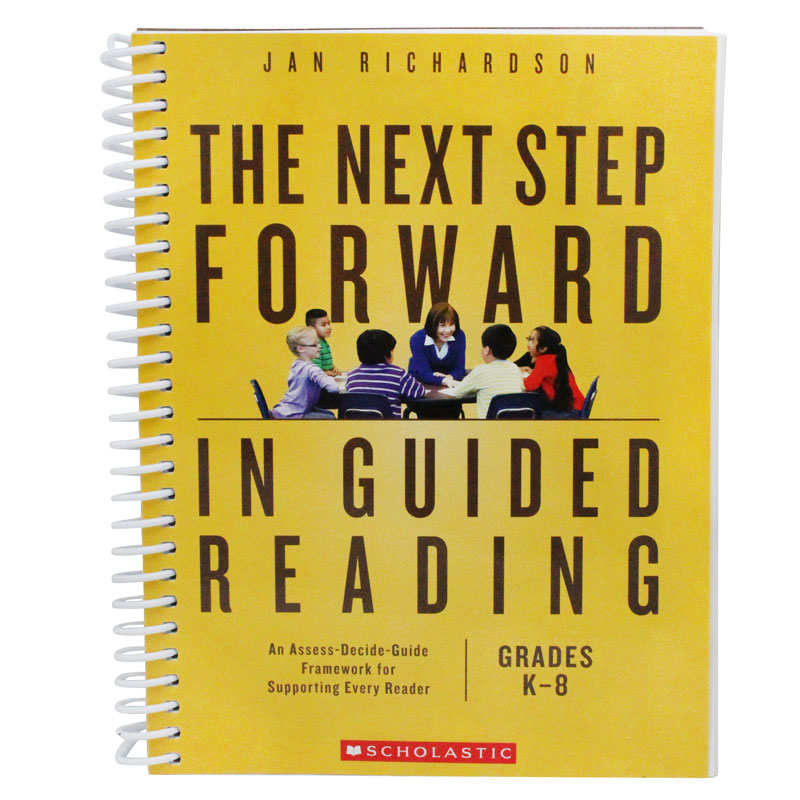 The Next Step Forward In Guided Reading - Item 4SS-SC-816111