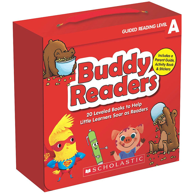 Buddy Readers (Parent Pack): Level A - Item 4SS-SC-831718