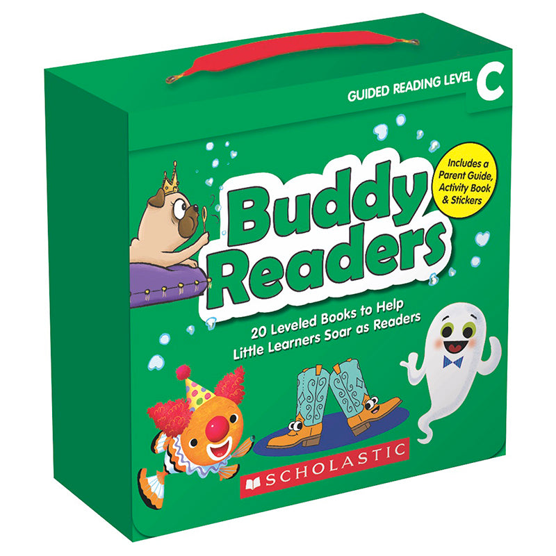 Buddy Readers (Parent Pack): Level C - Item 4SS-SC-831720