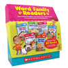 Word Family Readers Book Set, 5 Copies Of 16 Titles - Item 4SS-SC-9780545231480