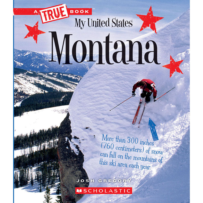 My United States Book Montana - Item 4SS-SC-ZCS674169