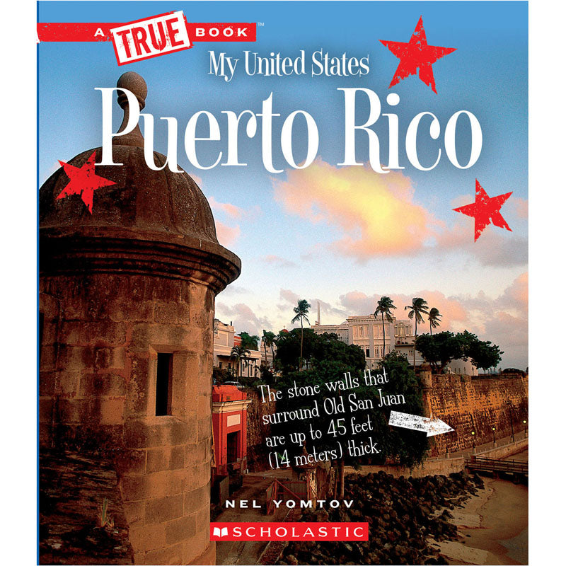 My United States Book Puerto Rico - Item 4SS-SC-ZCS674187
