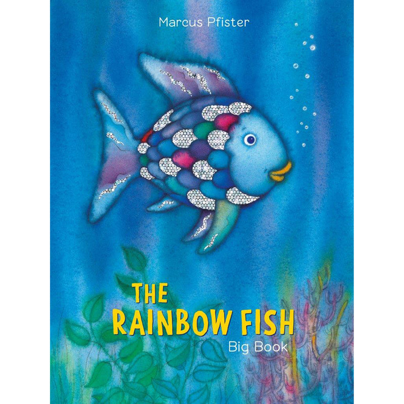 The Rainbow Fish Big Book - Item 4SS-SIM9780735849907