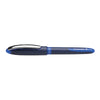 (10 Ea) Schneider Blue One Business Roller Ball Pen - Item 4SS-STW183003BN