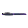 (10 Ea) Schneider Purple One Business Rollerball Pen - Item 4SS-STW183008BN