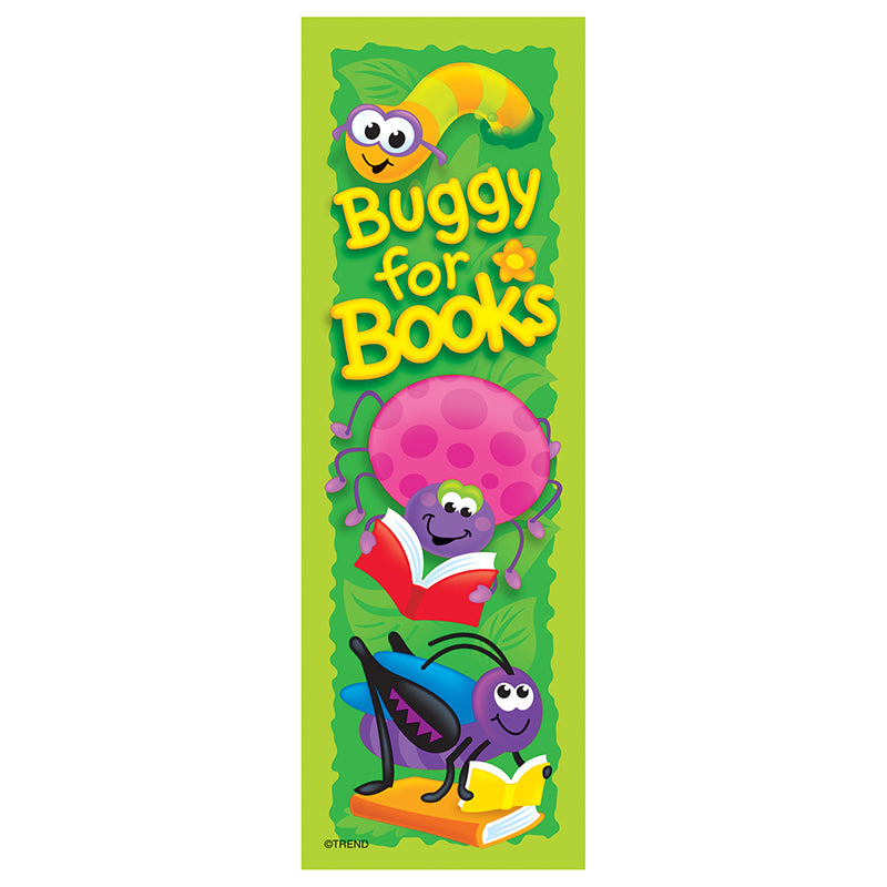 Buggy For Books Bookmarks, 36 Ct - Item 4SS-T-12032