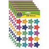 (6 Pk) Marquee Stars Stickers - Item 4SS-TCR5480BN