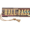 Home Sweet Classroom Magnetic Hall Pass, 6 Packs - Item 4SS-TCR77357BN