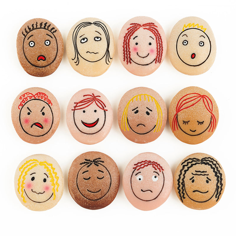Emotion Stones, Pack Of 12 - Item 4SS-YUS1021