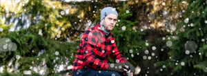 Men's beanie collection by Kinos Design made in Finland