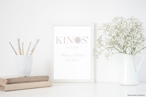 Kinos Design made in Finland with Love