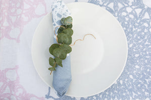Table decoration linen napkin serviettes 40 x 40 cm from Kinos Design Finland