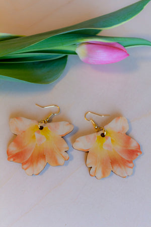 Summertime Earrings by Kinos Design's Season's Gems Collection
