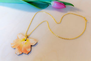 Summertime Necklace by Kinos Design's Season's Gems Collection