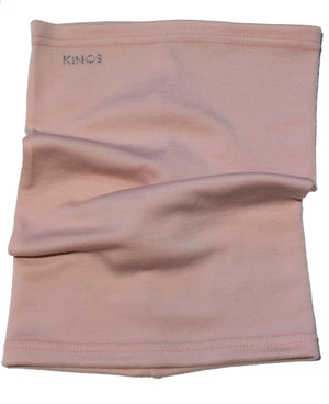 Merino wool Cristal Tube Scarf by Kinos Design made in Finland