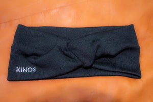 Nietos headband made of merino wool by Kinos Design made in Finland