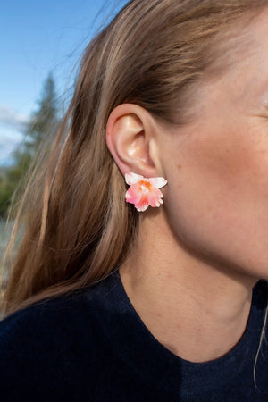Summertime Ear Studs by Kinos Design made in Finland