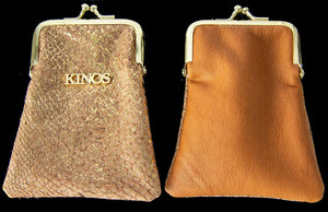 Card Case New Edition! Cognac Brown Bag