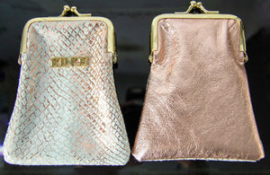 Card Case New Edition! Rose Gold Bag