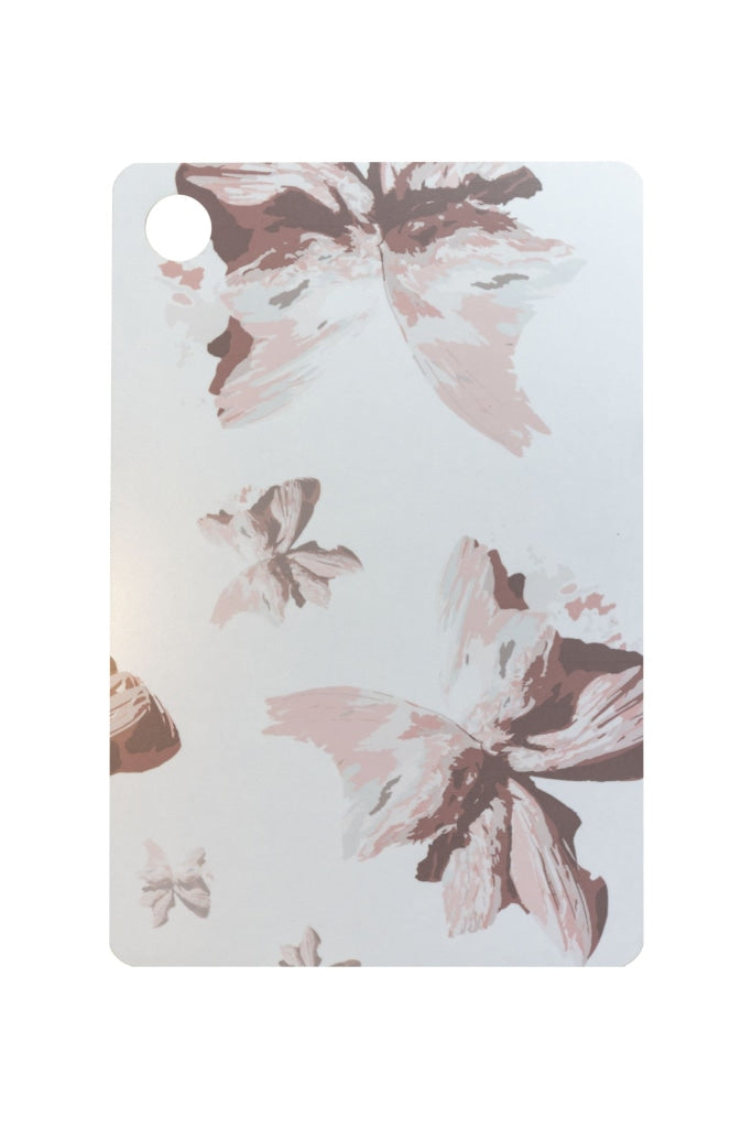 Feathers Chopping Board
